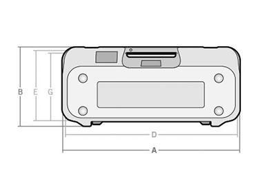 Maletas cotas MT-70 - SBD World Packaging