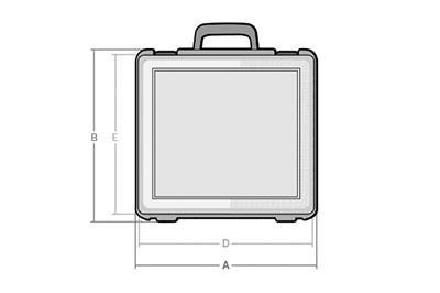 Maletas cotas NK-80 - SBD World Packaging