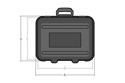 Maletas cotas SC - SBD World Packaging