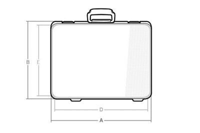 Maletas cotas TC-10 - SBD World Packaging