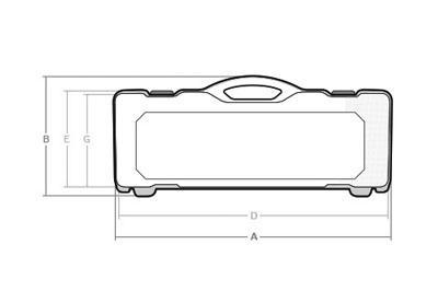 Maletas cotas TM-50 - SBD World Packaging