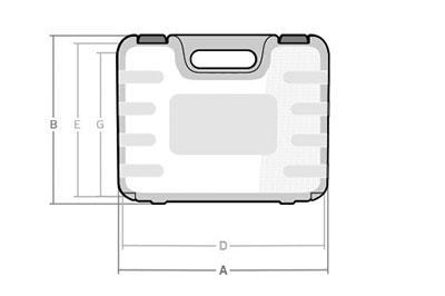 Maletas cotas UM-60 - SBD World Packaging