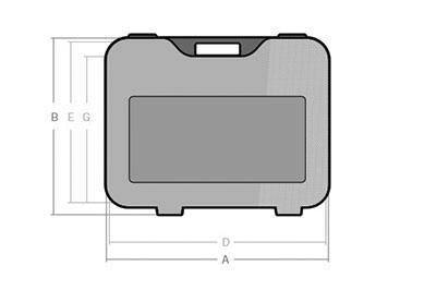 Maletas cotas XK-20 - SBD World Packaging