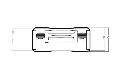 Maletas cotas CS-120 - SBD World Packaging