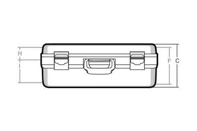 Maletas cotas TC-12 - SBD World Packaging
